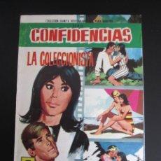 Tebeos: CONFIDENCIAS (1959, FERMA) 396 · 25-X-1967. Lote 199994243