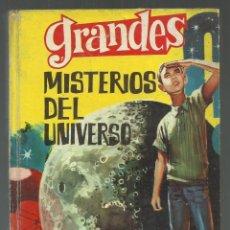 Tebeos: GRANDES MISTERIOS DEL UNIVERSO. J. REPOLLES. EDITORIAL FERMA, 1966 ILUSTRADO. Lote 201535931
