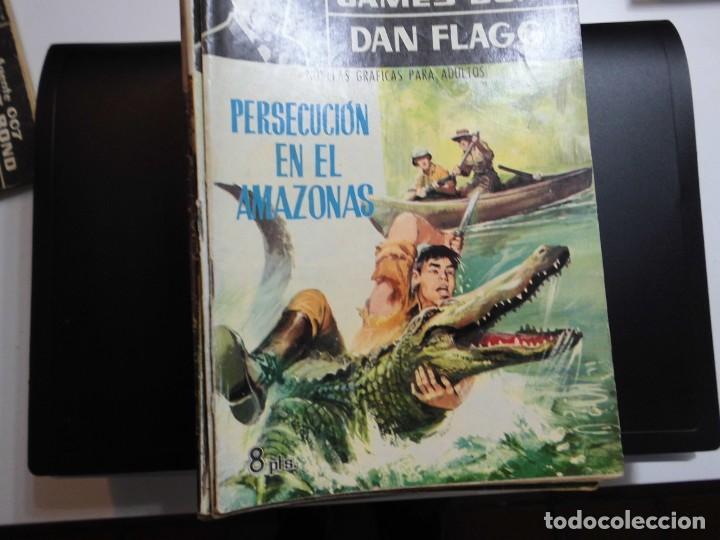 AGENTE 007 JAMES BOND Nº 9 FERMA (Tebeos y Comics - Ferma - Agente Secreto)