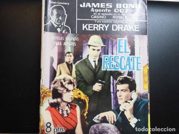 AGENTE 007 JAMES BOND Nº 30 FERMA (Tebeos y Comics - Ferma - Agente Secreto)