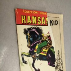 Tebeos: COLECCIÓN ILUSTRADA FERMA Nº 63: KANSAS KID / FERMA. Lote 203373885