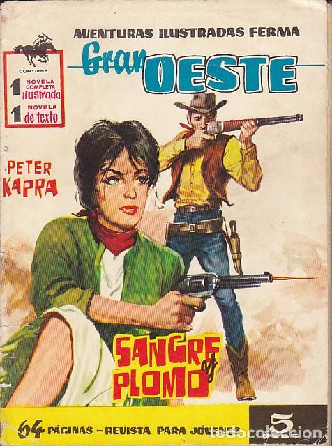 COMIC COLECCION GRAN OESTE Nº 58 (Tebeos y Comics - Ferma - Gran Oeste)