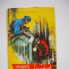 Tebeos: GRANDES SIMAS DEL MUNDO - FLORES-LÁZARO - LIBRO-CÓMIC - COLECCIÓN JUVENIL Nº 52 - ED. FERMA 1963. Lote 203825286