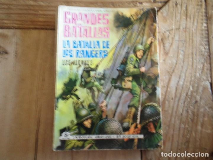 GRANDES BATALLAS Nº 41 FERMA (Tebeos y Comics - Ferma - Combate)