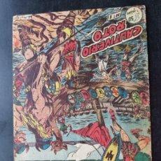 Tebeos: TEBEO / CÓMIC ORIGINAL EL PRÍNCIPE VALIENTE N 1 FERMA 1956 1951 APAISADO. Lote 204329422