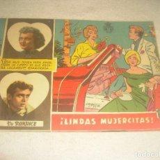 Tebeos: COLECCION PRINCESA CAROLINA N. 5. LINDAS MUJERCITAS !. Lote 205369903