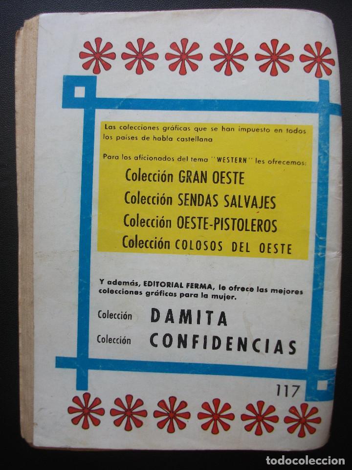 Tebeos: COLOSOS DEL OESTE Nº 117, EN PAGO A LA CODICIA - Foto 2 - 207046315