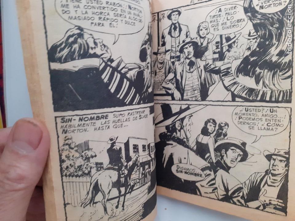 Tebeos: COLOSOS DEL OESTE-FERMA- Nº 75 -EL MERCENARIO-1965-A. REDONDO-MUY DIFÍCIL-BUENO-LEA-3505 - Foto 3 - 207317415