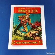 Tebeos: HOMBRES DE LUCHA Nº 70 FERMA 1958. Lote 207467352
