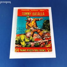 Tebeos: TOMMY BATALLA Nº 64 FERMA 1958. Lote 207467446