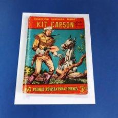 Tebeos: KIT CARSON Nº 72 FERMA 1958. Lote 207467998