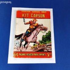 Tebeos: KIT CARSON Nº 65 FERMA 1958. Lote 207468052