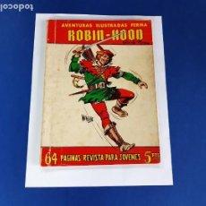 Tebeos: ROBIN HOOD Nº 38 FERMA 1958. Lote 207470435