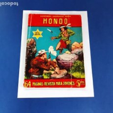 Tebeos: HONDO Nº 83 FERMA 1958. Lote 207472412