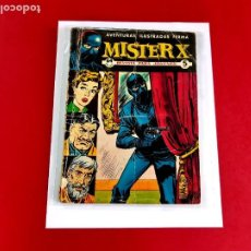 Tebeos: MISTER X S/Nº FERMA 1958. Lote 207472811