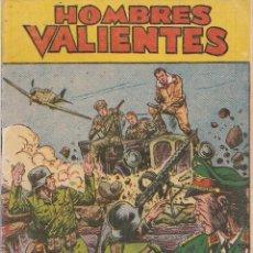 Tebeos: HOMBRES VALIENTES. TOMMY BATALLA Nº 4: SALVESE QUIEN PUEDA. Lote 208480377