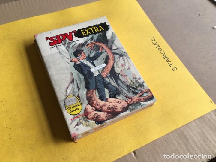 SPY EXTRA. LOTE DE 2 NUMEROS (VER DESCRIPCION) EDITORIAL FERMA AÑO 1969 (Tebeos y Comics - Ferma - Otros)