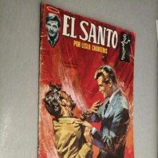 Tebeos: EL SANTO Nº 16: EL CASO MORGAN / LESLIE CHARTERIS / SEMIC 1966. Lote 210737011