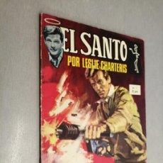 Tebeos: EL SANTO Nº 1: CONTRABANDO HUMANO / LESLIE CHARTERIS / SEMIC 1965. Lote 210737215