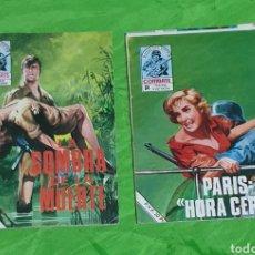 Livros de Banda Desenhada: COMBATE 141, 145. Lote 212297897