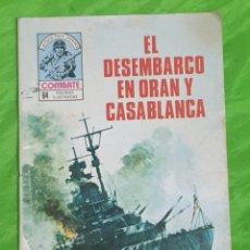 Livros de Banda Desenhada: COMBATE. Lote 212299831