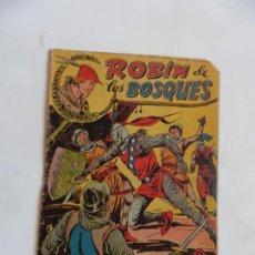 Tebeos: ROBIN DE LOS BOSQUES Nº 36 E FERMA ORIGINAL. Lote 213316073