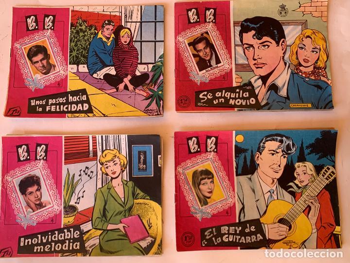 COMIC ORIGINAL . EXCLUSIVAS FERMA B. B. SEIS NUMEROS . TORAY , SUSANA , UN NUMERO . (Tebeos y Comics - Ferma - Otros)