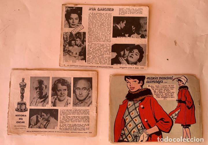 Tebeos: COMIC ORIGINAL . EXCLUSIVAS FERMA B. B. SEIS NUMEROS . TORAY , SUSANA , UN NUMERO . - Foto 4 - 213347088