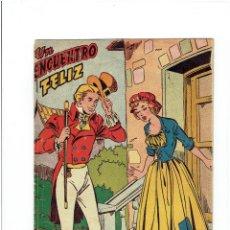 Tebeos: *COLECCIÓN BLANCA * Nº 42 ORIGINAL * EXCLUSIVAS FERMA 1958 *. Lote 214049098