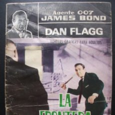 Tebeos: AGENTE 007 JAMES BOND Nº 22. Lote 214092426