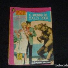 Tebeos: DAMITA Nº 414 EL MUNDO DE SALLY PECK. Lote 215130250