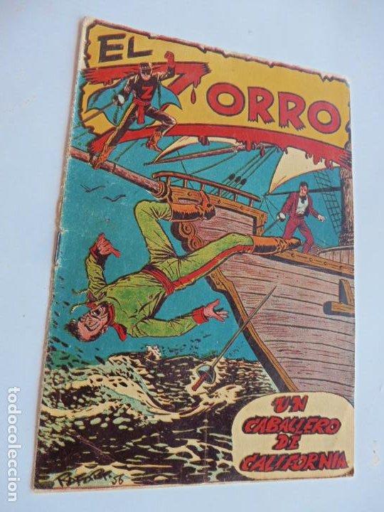 EL ZORRO Nº 1 E FERMA ORIGINAL (Tebeos y Comics - Ferma - Otros)