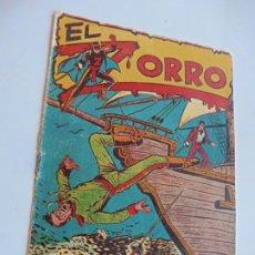 Tebeos: EL ZORRO Nº 1 E FERMA ORIGINAL. Lote 215313098