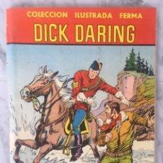 Tebeos: DICK DARING - COLECCION ILUSTRADA FERMA Nº 53. Lote 215925793
