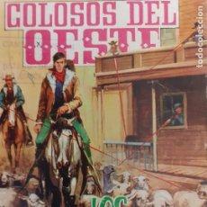 Tebeos: COLOSOS DEL OESTE Nº 71. LOS OVEJEROS. EDITA FERMA 1964. Lote 217155795