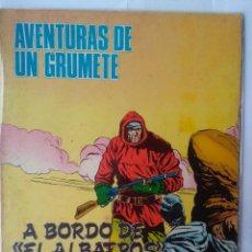 Tebeos: AVENTURAS ILUSTRADAS-AVENTURA DE UN GRUMETE/A BORDO DEL ALBATROS. Lote 218731651