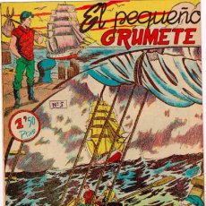 Tebeos: EL PEQUEÑO GRUMETE Nº 5 - EXCLUSIVAS FERMA - IMPECABLE. Lote 219423901