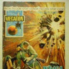 Tebeos: MEGATON Nº 20 - INTRIGA ESTELAR - FERMA 1966 CIENCIA FICCIÓN. Lote 220264323