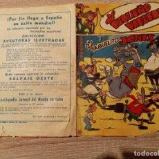 Tebeos: EL PEQUEÑO VAQUERO 20 E.FERMA.ORIGINAL 1957. Lote 220524471