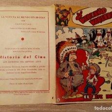 Tebeos: EL PEQUEÑO VAQUERO 6.E.FERMA 1957 ORIGINAL. Lote 220524815