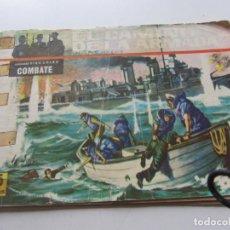 Tebeos: COLECCIÓN CINECOLOR COMBATE Nº 16 EL CAMINO DE LA ARMADA. FERMA. 1963 CS205. Lote 220556555
