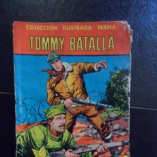 Tebeos: TOMMY BATALLA Nº 64 FERMA 1958. Lote 220703342