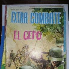 Tebeos: EXTRA COMBATE 34 EL CEPO (MB). Lote 220863237