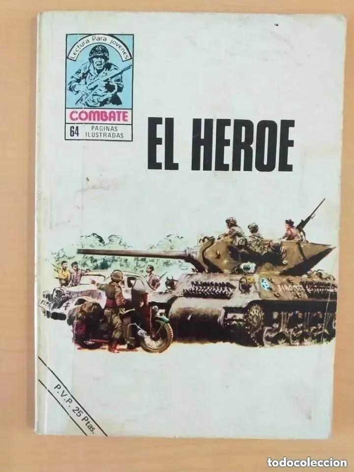 EL HEROE. COMBATE NUM 188. FERMA (Tebeos y Comics - Ferma - Combate)