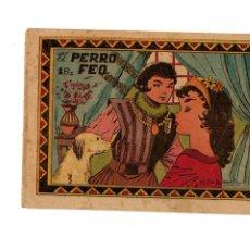 Tebeos: COLECCIÓN LILÍ Nº 2 - EL PERRO FEO - FERMA,1958. ORIGINAL. Lote 221135217