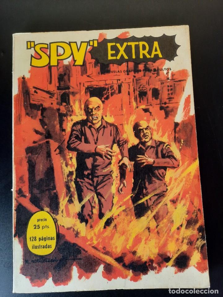 SPY EXTRA (1969, FERMA) 5 · 1969 · SPY EXTRA (Tebeos y Comics - Ferma - Otros)