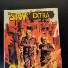 Tebeos: SPY EXTRA (1969, FERMA) 5 · 1969 · SPY EXTRA. Lote 221453391