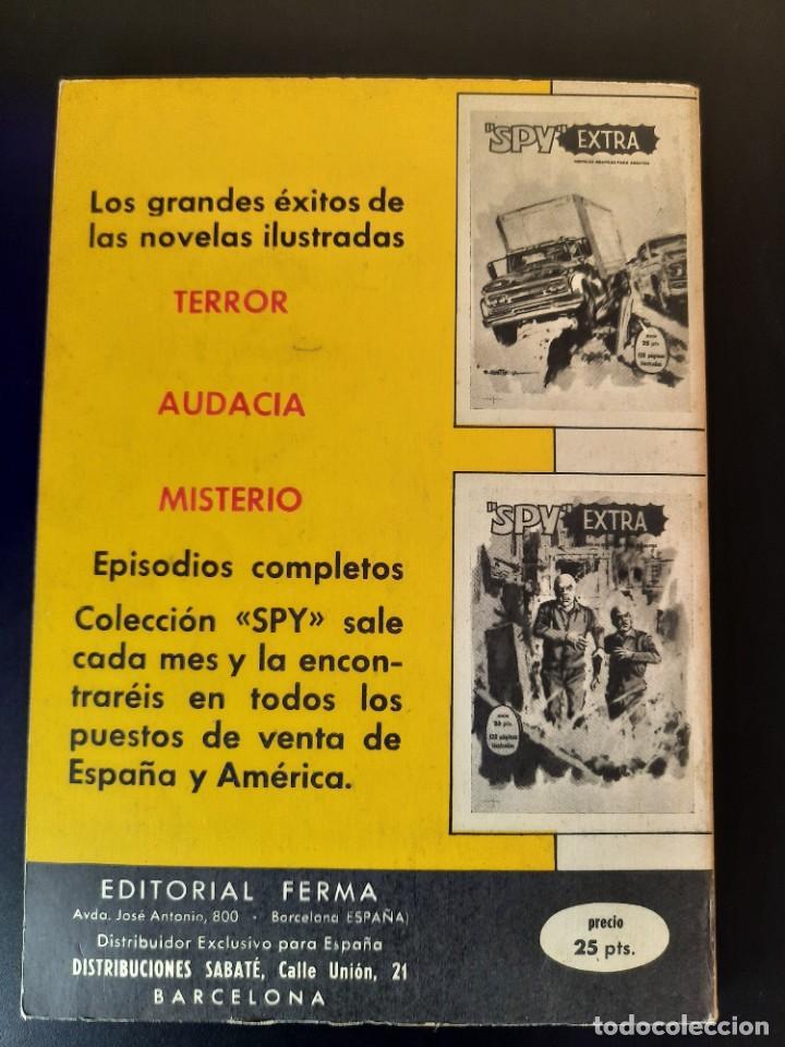 Tebeos: SPY EXTRA (1969, FERMA) 5 · 1969 · SPY EXTRA - Foto 2 - 221453391