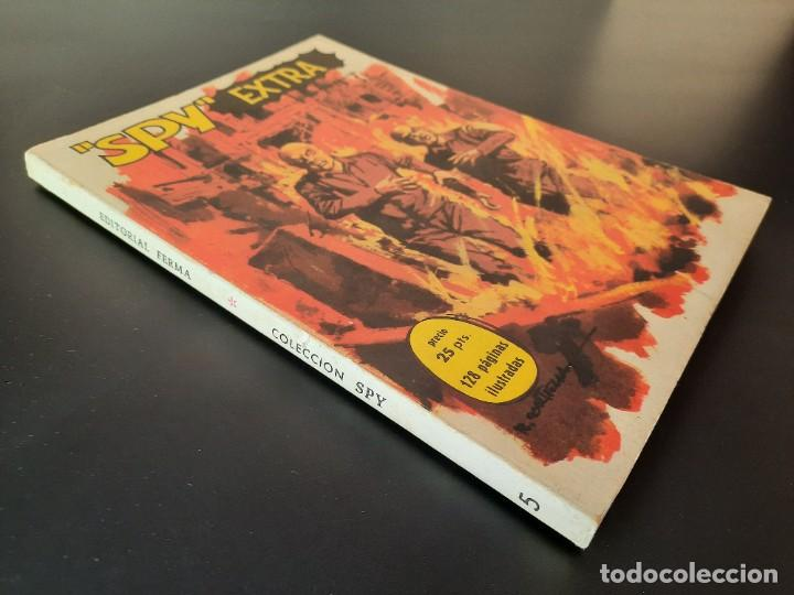 Tebeos: SPY EXTRA (1969, FERMA) 5 · 1969 · SPY EXTRA - Foto 3 - 221453391