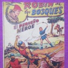 Tebeos: TEBEO ROBIN DE LOS BOSQUES Nº 56 EL PEQUEÑO HEROE ED. FERMA ORIGINAL. Lote 221912262